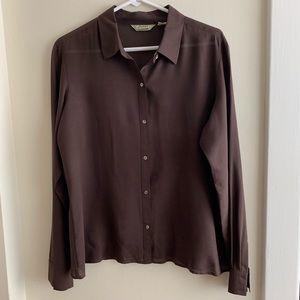 Tops - Tommy Bahama semi-sheer blouse